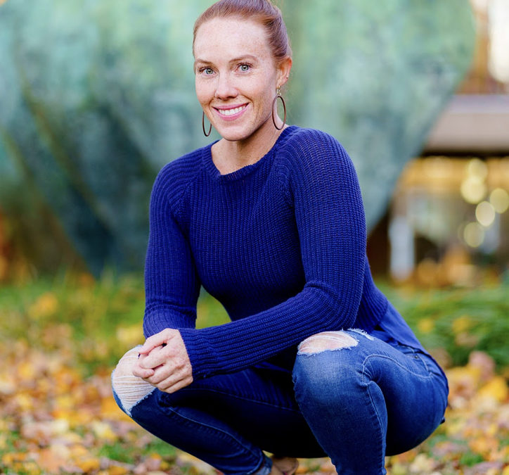 The Power In Being Vulnerable With Kristie Dean – 061